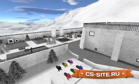 Карта Jb_Snow для CS 1.6