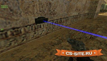 Плагин «LaserMines — лазерные мины» для CS 1.6