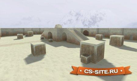 Карта Awp_Snow_India для CS 1.6