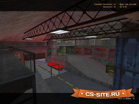 Карта Jail_Assault для CS 1.6