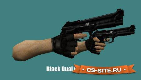 Модель «Black Dual Elites» для CS 1.6