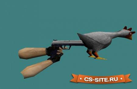 Модель USP «Chicken USP» для CS 1.6