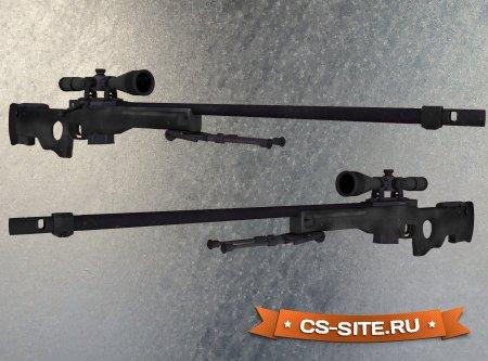 Модель AWP «Tactical» для CS 1.6