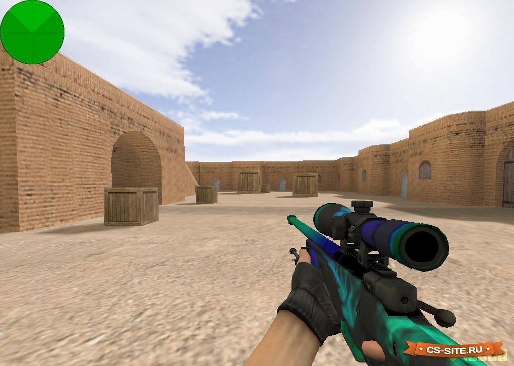 Скачать модель оружия awp черная с крестиком awp модели.