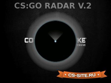 Радар из CS:GO для CS 1.6