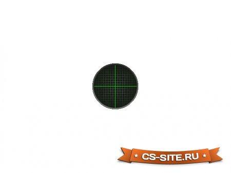 Радар «Темно-зеленый» для CS 1.6