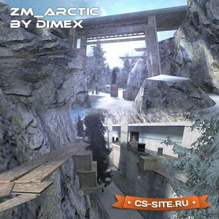 Карта Zm_Arctic для CS 1.6
