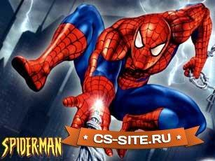 Мод «SpiderMan» для CS 1.6