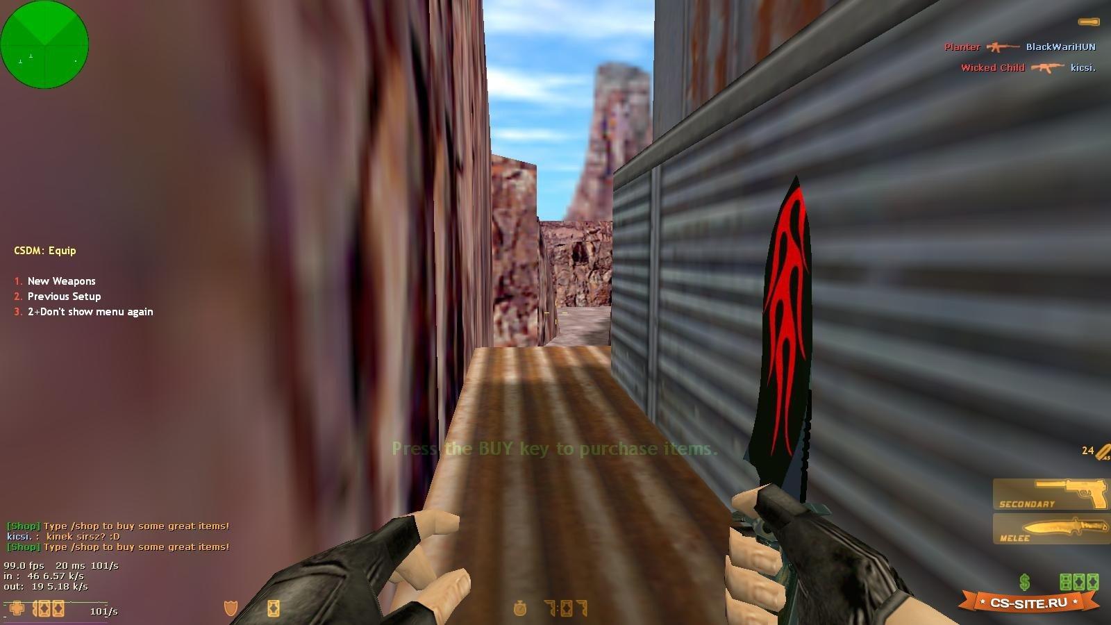 Модель ножа hd «gut knife | lore» с анимацией осмотра для cs 1. 6.