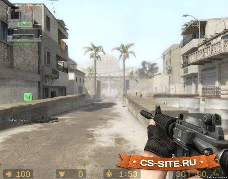 Мод «CS:GO в CS:S» для Counter Strike: Source