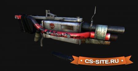 Модель SIG-552 «Stubborn 68» для CS:S