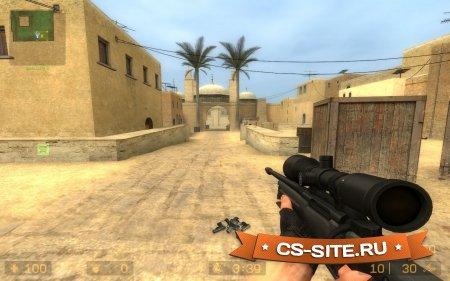 Сборка темных моделей оружия для CS:S