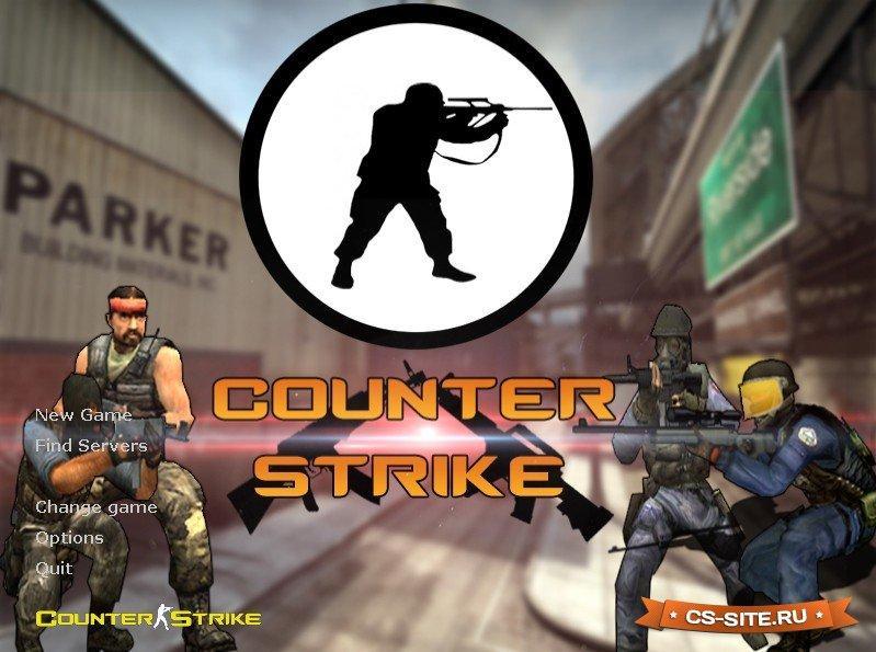 Counter strike 1 6 меню з сексуальной девушкой