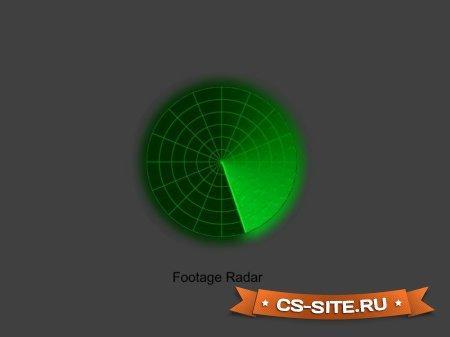 Радар «Footage» для CS 1.6