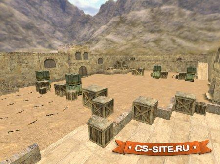 Карта Aim_Map для CS 1.6