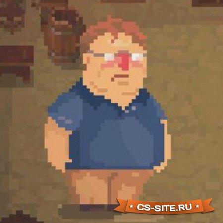 Спрей «Пиксельный Гейб» для CSS