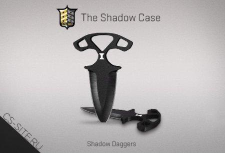 Модель ножа «Shadow Dagger» для CS 1.6