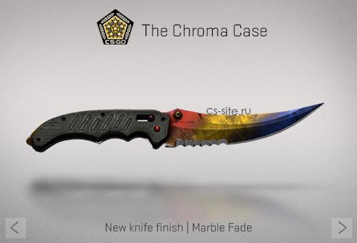 Модель ножа kerambit «lime» для cs 1. 6.