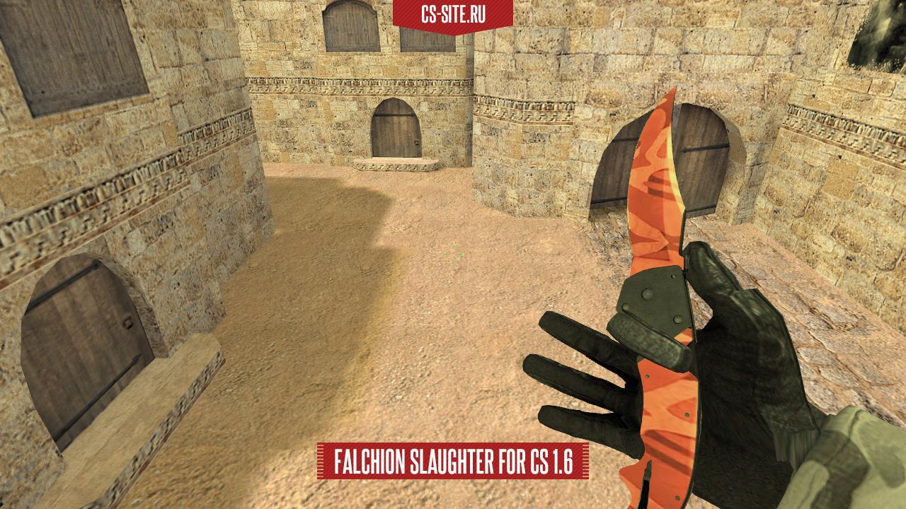 Огненный [deagle] с наклейками для кс 1. 6 » новые модели оружия.