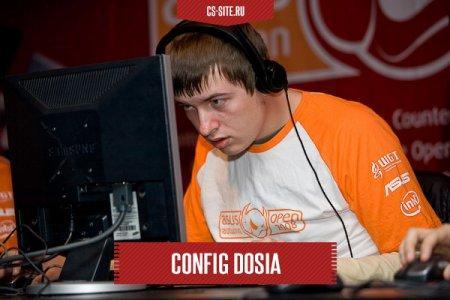 Конфиг игрока «Dosia» для CS 1.6