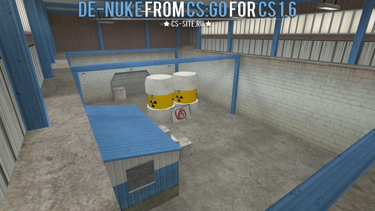 Скачать карту de_dust2 из cs:go для css.