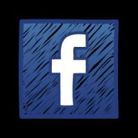 Логотип «Facebook» для CS 1.6