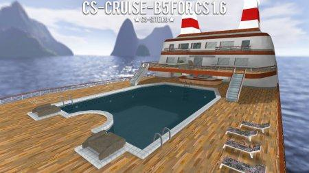Карта Cs_Cruise_B5 для CS 1.6