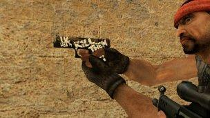 Модель Glock18 «Wasteland Rebel» для CSS