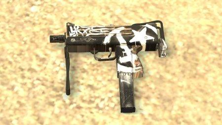 Модель MAC-10 «Wasteland Rebel» для CSS