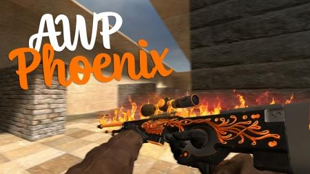 ������ AWP �Phoenix� ��� CSS
