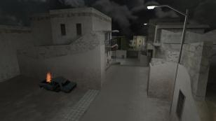 Карта De_Dust2Night из CS:GO для CS 1.6