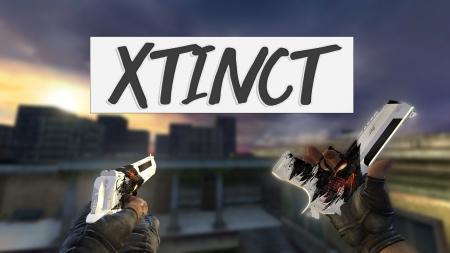 Модель Deagle «Xtinct» для CSS