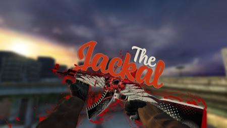 Модель AK-47 «The Jackal» для CSS