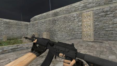 Стандартная HD модель Galil из CS:GO для CS 1.6