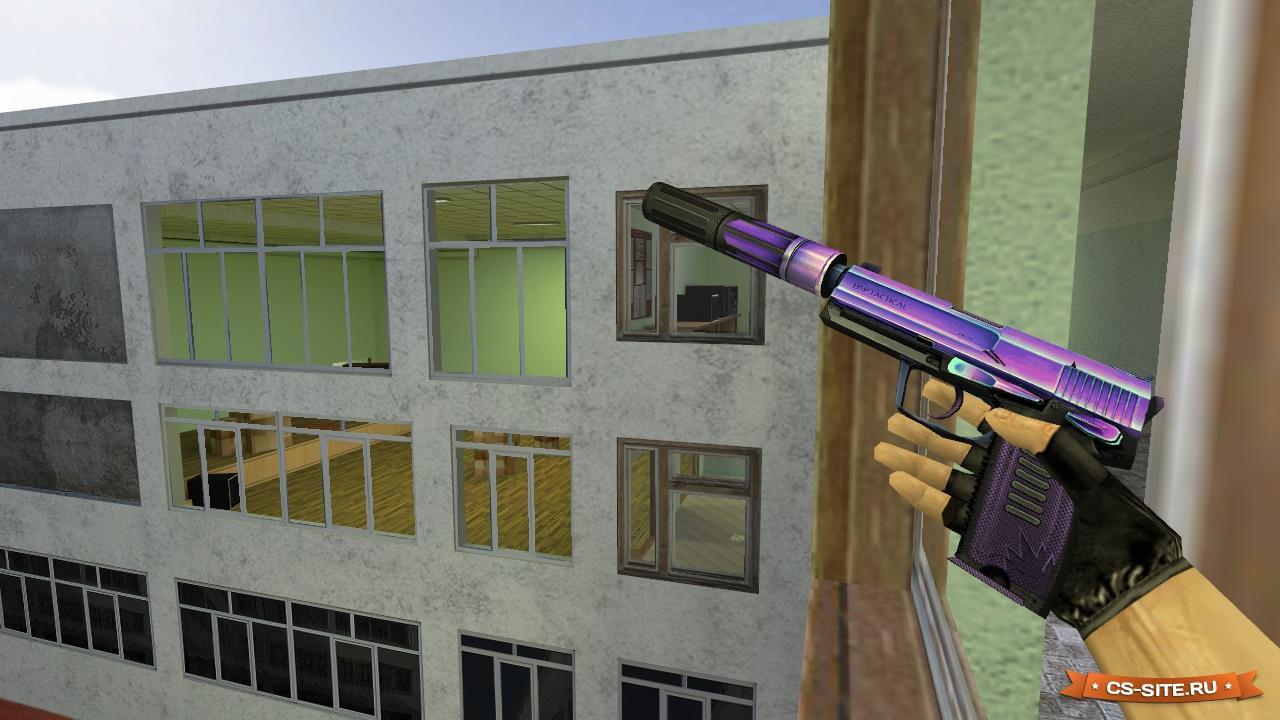Модель usp оружия для кс 1.6
