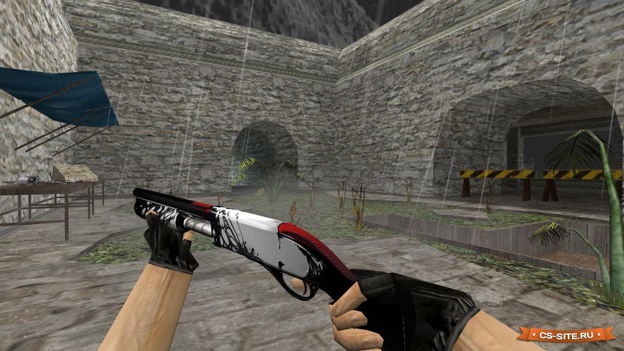 Модель Оружия для Css