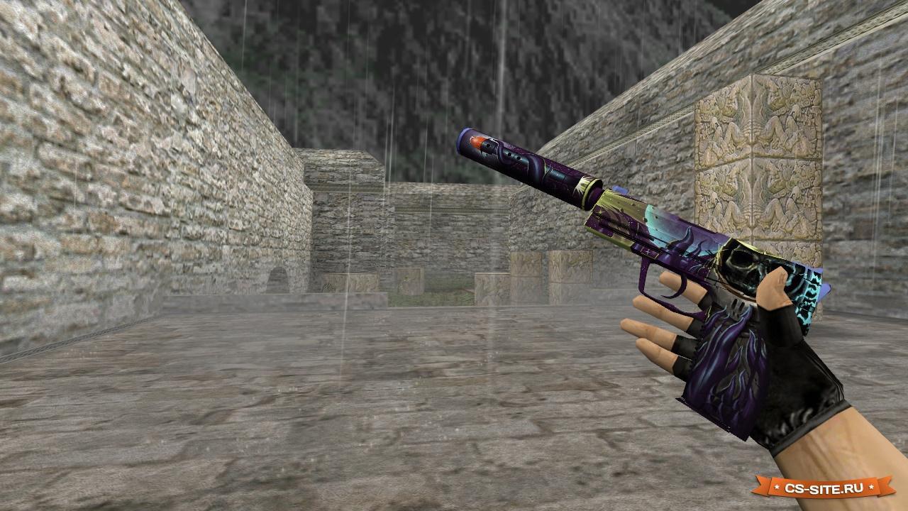 Скачать текстуры Оружия для Css