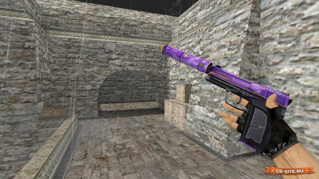 Скачать Модели Оружия для Cs Go Glock