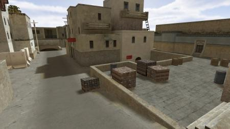 Карта De_Dust2_2x2 из CS:GO для CS 1.6