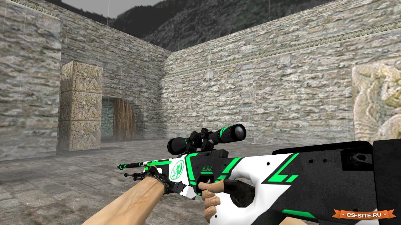 Скачать модели оружия для своего сервера