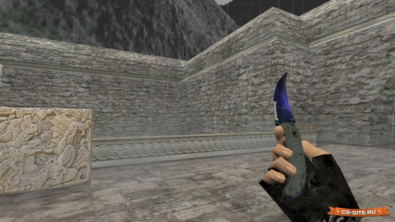 Модели для cs 1 6 нож член