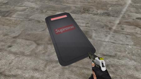 Модель щита «Supreme» для CS 1.6