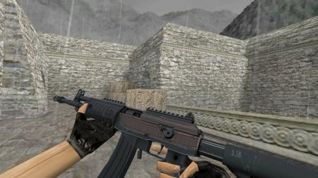 Модель HD Galil «Vacuum» для CS 1.6