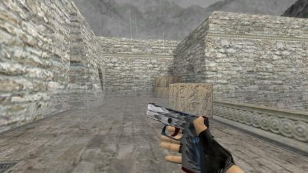 Модель HD P250 «White Fang» для CS 1.6