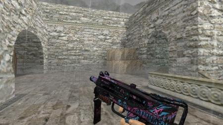 Модель HD MAC-10 «Fever Dream» для CS 1.6