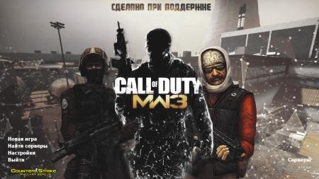 Counter Strike 1.6 Modern Warfare 3