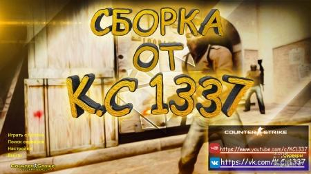 Counter Strike 1.6 от K.C 1337