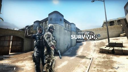 Counter Strike 1.6 Survivor