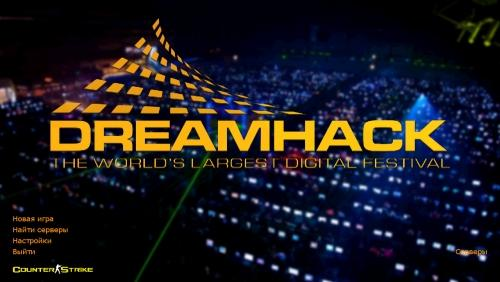 Counter Strike 1.6 DreamHack