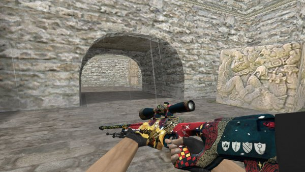 Модель HD AWP «The Empress» для CS 1.6